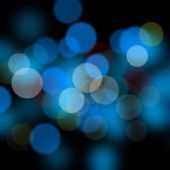 Blurred bokeh abstract background — Stock Photo