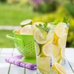 Homemade lemonade — Stock Photo #40508027