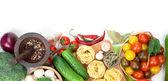Ingredientes para cocinar — Foto de Stock