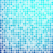 Abstract pixel mosaic gradient background — Stock Vector
