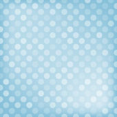 Arrière-plan polka dot — Vecteur
