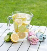 Limonada casera — Foto de Stock