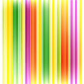Colorful striped background — Stock Vector
