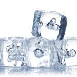 Melting ice cubes — Stock Photo #49993829