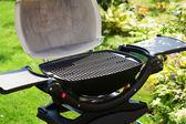 Barbecue grill — Stock Photo