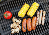 Grill bbq party — Foto Stock