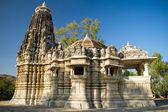 Ancient Sun Temple in Ranakpur, Rajasthan, India — Stock Photo