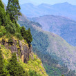 Mountain view near Kodaikanal, Tamil Nadu, India — Stock Photo