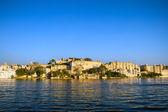City Palace and Pichola lake in Udaipur, Rajasthan, India — Photo