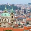 Stare Mesto (Old Town) view, Prague, Czech Republic — 图库照片