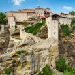 The Holy Monastery of Great Meteoron, Meteora, Thessaly, Greece — Stock Photo