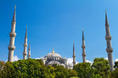 The Blue Mosque (Sultanahmet Camii), Istanbul, Turkey — Photo