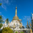 Stock Photo: Pagodat Wat Saen Fang temple in Chiang Mai, Thailand