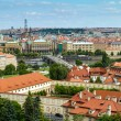 Stare Mesto (Old Town) view, Prague, Czech Republic — Foto de stock #37573705