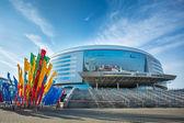 Minsk, Bielorrusia - 01 de noviembre: minsk compleja arena — Foto de Stock