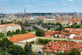 Stare Mesto (Old Town) view, Prague, Czech Republic — Foto Stock