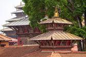 Durbar Square of Kathmandu, Nepal — Foto Stock