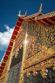 Wat suan dok tempel in chiangmai, thailand — Stockfoto