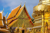 Wat Phra That Doi Suthep temple — Stock Photo