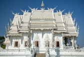 Famous White temple — Stock Photo