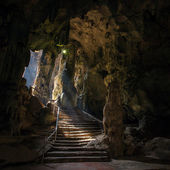 Khao Luang cave — Stock Photo