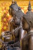 Statue di buddha — Foto Stock