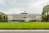 Reunification Palace  Ho Chi Minh City, — Stock Photo