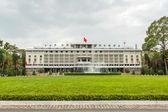 Reunification Palace  Ho Chi Minh City, — Stock Photo