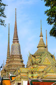 Храм Ват Пхо в Бангкоке, Таиланд — Стоковое фото