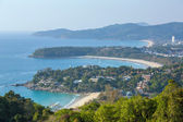 Western coastline of Phuket island — Stock Photo