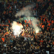 FC Shakhtar Donetsk fans — Stock Photo #13750719