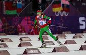 Biathlon Women's 7.5 km Sprint — Stock fotografie