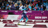 Biathlon Women's 7.5 km Sprint — Stockfoto