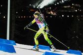 Biathlon Women's 7.5 km Sprint — Fotografia Stock