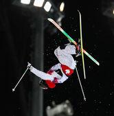 Freestyle lyžování magnáti finále — Stock fotografie