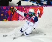 Freestyle skiing Men's Moguls Final — Стоковое фото
