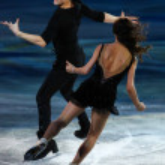 Постер, плакат: Figure Skating Exhibition Gala