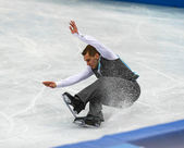 Figure skating. Men Free Skating — Stockfoto