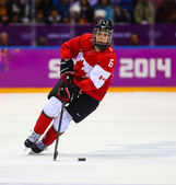 Ice hockey. Women's Gold Medal Game — Foto Stock