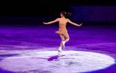 Eiskunstlauf-ausstellung-gala — Stockfoto