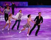 Gala de exposição de patinação — Fotografia Stock
