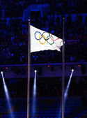 Sochi 2014 Olympic Games closing ceremony — Stok fotoğraf