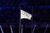 Sotschi 2014 olympische spiele schlussfeier — Stockfoto