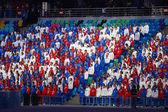 Igrzyska Olimpijskie w Soczi 2014 ceremonia zamknięcia — Zdjęcie stockowe