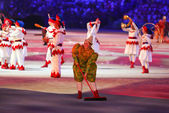 Sochi 2014 Olympic Games closing ceremony — Zdjęcie stockowe
