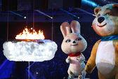 2014 Soçi Olimpiyatları Kapanış töreni — Stok fotoğraf