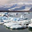 Jokulsarlon lake — Stock Photo #35269257