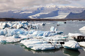 Lac de jokulsarlon — Photo
