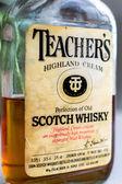 Whisky bottle — Stock Photo