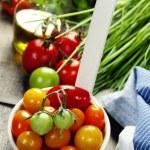 Fresh tomatoes — Stock Photo #13203354